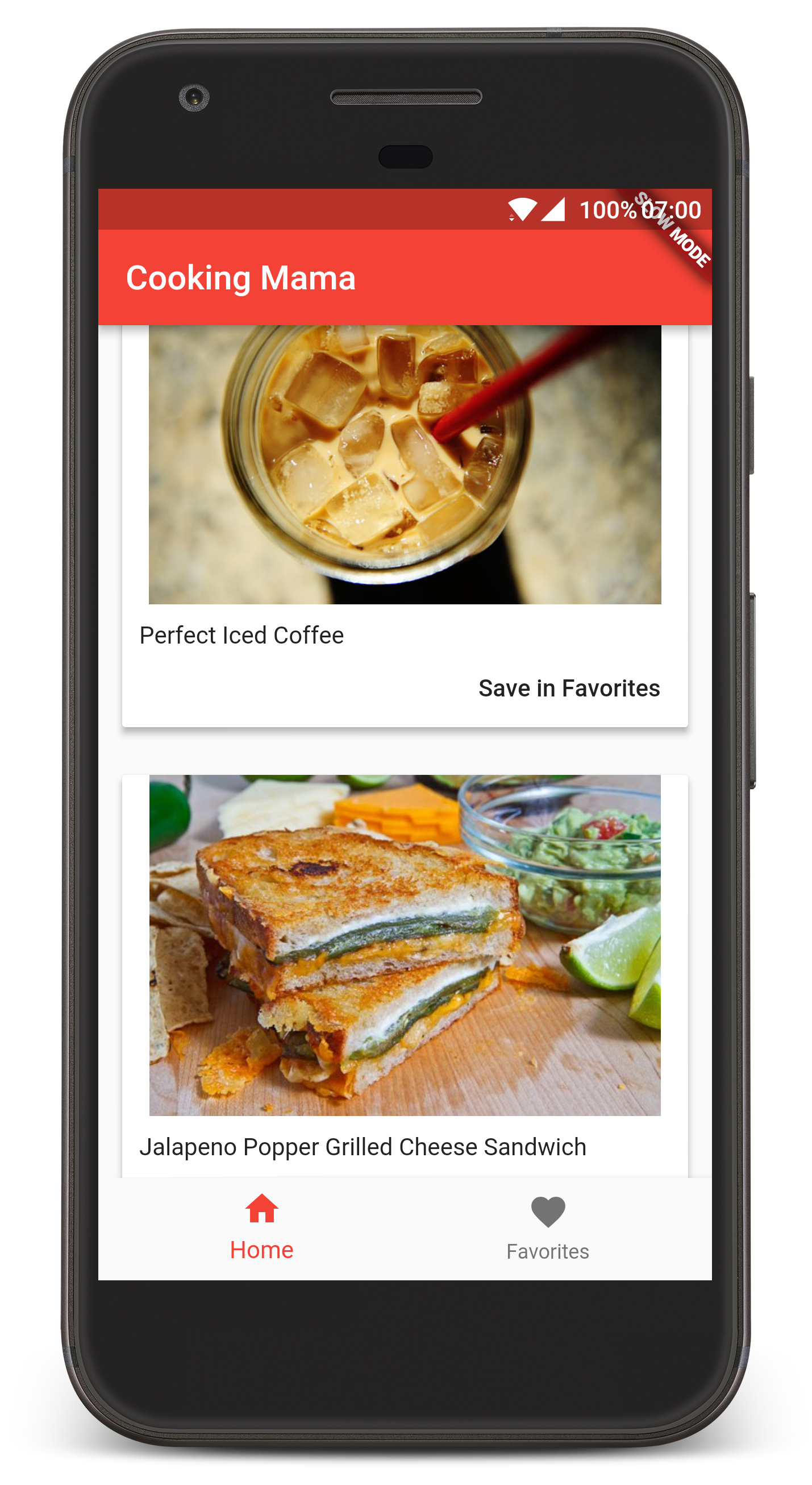 Cooking app start flutter cookingappandroid forumfinder Image collections