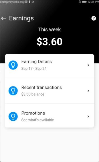 Flutter Uber UI - Start Flutter